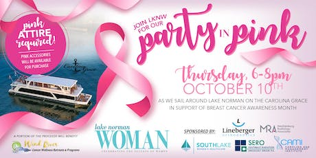 LKNW'S Party In Pink 2019 tickets