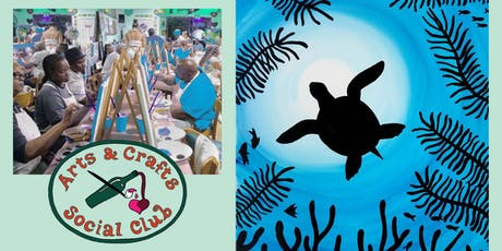 "BYOB Painting Class - ""Sea Turtle"" tickets"