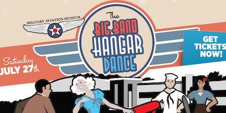 Big Band Hangar Dance: Summer Edition 2019 tickets