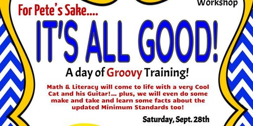 It's All Good! Child Care Training Workshop: Sherman, TX