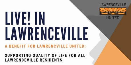 LIVE! In Lawrenceville 2019 tickets