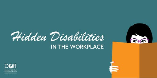 Brown Bag Lunch: Hidden Disabilities in the Workplace