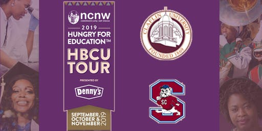 NCNW HBCU Tour presented by Denny's Hungry for Education - SCSU/Claflin