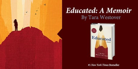 "Mulberry Street Library Book Discussion Group: ""Educated"" by Tara Westover tickets"