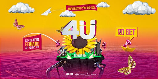 4Ü Sunset Festival   Sensation