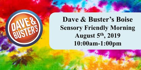 D&B Boise Sensory Morning - August 5, 2019 tickets