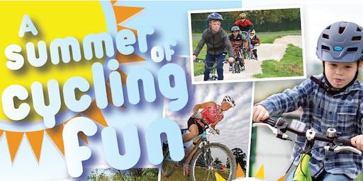 FREE Cycling Treasure Hunt  Around Barrowford Parks
