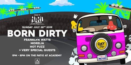 Day Trip ft. Born Dirty: Road to Hard Summer tickets