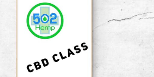 502 Hemp Presents CBD 101