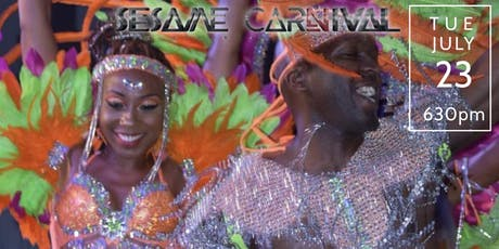 Sesame Carnival Labor Day Dance Auditions  tickets