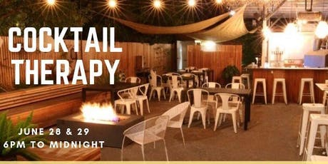 Cocktail Therapy Pop Up tickets