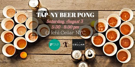 TAP-NY Beer Pong Tournament tickets