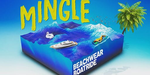 Mingle Beachwear Boatride