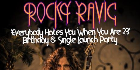 ROCKY RAVIC - LIVE - RUBIX WAREHOUSE tickets