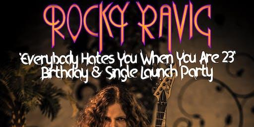 ROCKY RAVIC - LIVE - RUBIX WAREHOUSE