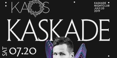 Kaskade @ KAOS Nightclub - FREE GUEST LIST