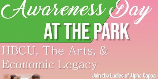 Awareness at the Park