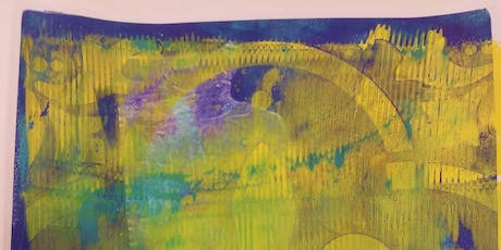 Gelli Plate Comprehensive with Barbara Sheehan August Session tickets