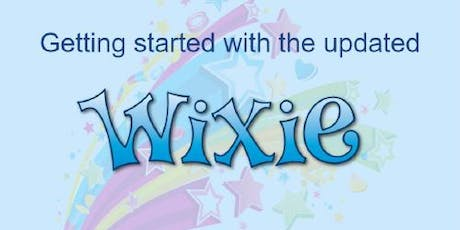 Back to school with the updated Wixie tickets