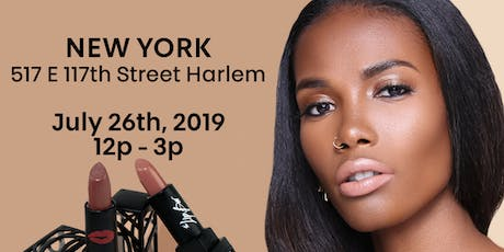 The Lip Bar x New York Target Takeover tickets