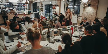 MODERN CALLIGRAPHY WORKSHOP | Hosted by @BonaFideCraft tickets