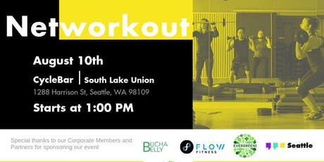 August   Networkout on Outdoor Deck tickets