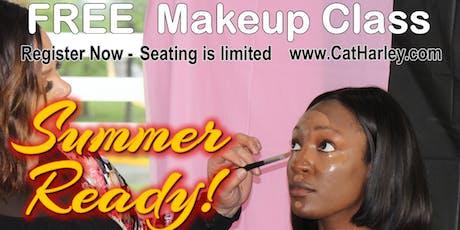 CHC - Free Makeup Class - Summer Ready - Beat the Heat tickets