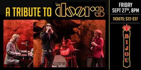 Doors Tribute - Riders On The Storm tickets