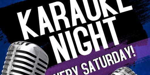 Karaoke - Sat Night with Garaoke (LGBQT+ Friendly)