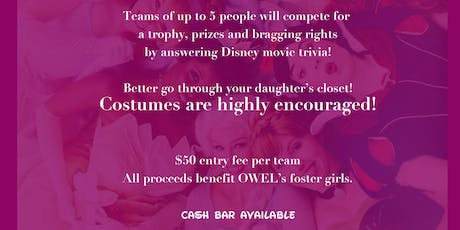 The OWEL Project and The Lakehouse present.......DISNEY TRIVIA NIGHT!! tickets