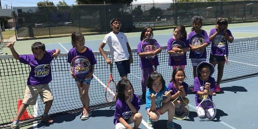 Paid Kids Tennis Classes in Fremont (Novice Ages 6-8)