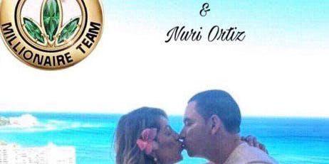 STS Robinson Palacios & Nuri Ortiz