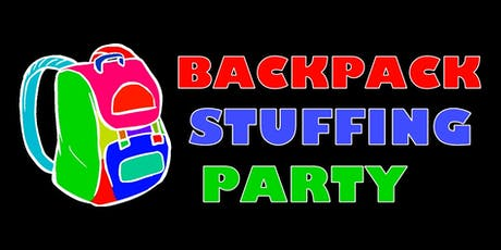 Back To School Celebration Stuffing Party 2019 - Volunteer Registration tickets