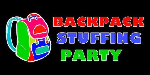 Back To School Celebration Stuffing Party 2019 - Volunteer Registration