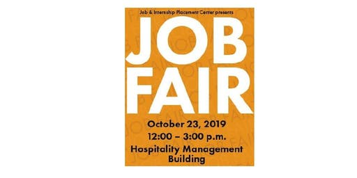 Mission College Job Fair-October 23, 2019