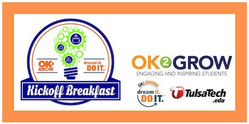 2019 Dream It. Do It. Oklahoma Kickoff Breakfast - Oklahoma City