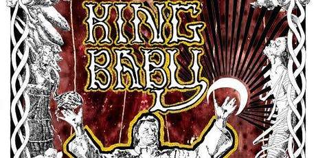 The premiere of the film 'King Baby' (2019), dir. Case Esparros tickets