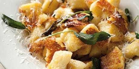 Make Gnocchi from scratch with Chef Rebecca tickets
