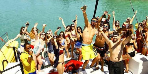 SOUTH BEACH PARTY BOAT