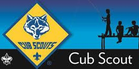 Cub Scout Fishing Class tickets