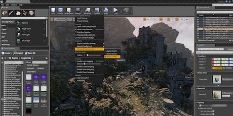 Oficina de Programação para jogos - Unity ingressos