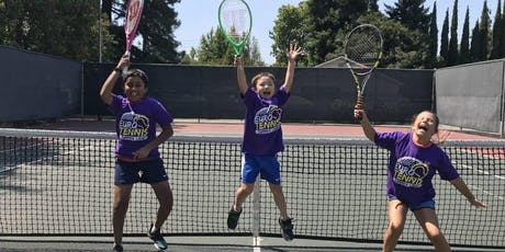 Paid Kids Tennis Classes in Fremont (Intermediate Ages 6-8) tickets