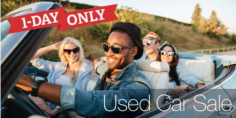 North Island Credit Union One-Day Car Sale tickets