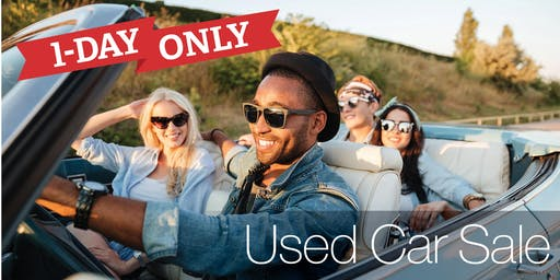 North Island Credit Union One-Day Car Sale