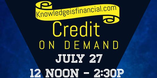CREDIT on Demand