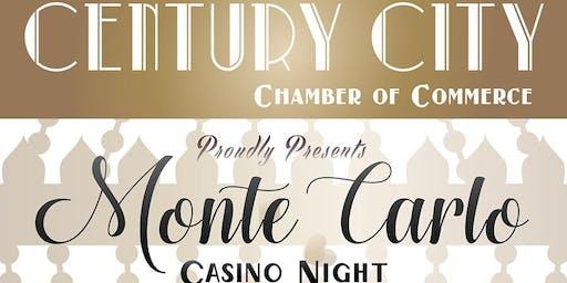 Century City Chamber Monte Carlo Casino Night