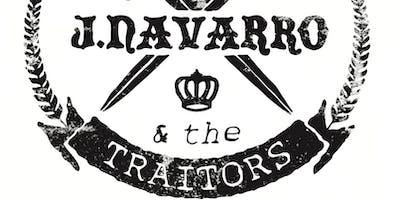 J. Navarro & The Traitors wsg The Essentials/ You Dirty Rat/ Pocket Sounds