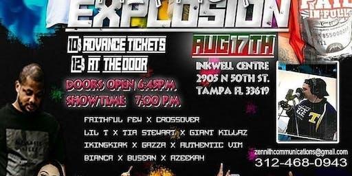 Zennith Communication Presents A Gospel Hip Hop Explosion
