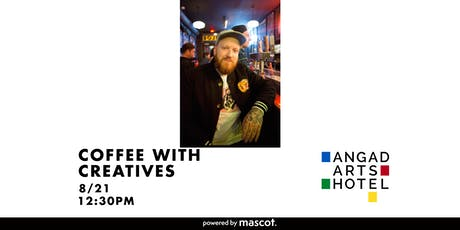 Coffee With Creatives | Sean Baltzell | Takashima Records/Tower Classic/Parlor/Union Barbershop/Knife & Flag tickets