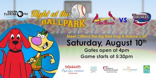 South Florida PBS Presents: Night at the Ballpark